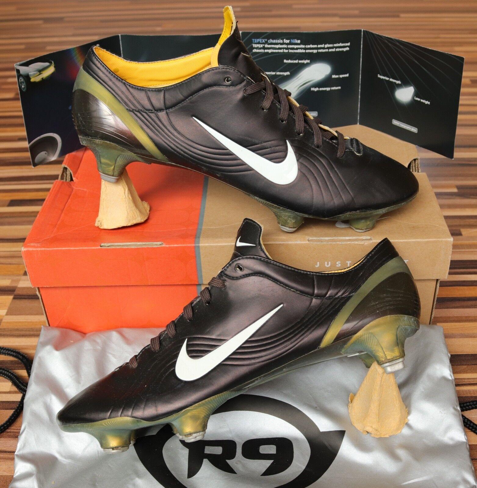 Nike mercurial vapor i sg 44 us10 uk9 r9 botas de fútbol Superfly XI sl XII Elite