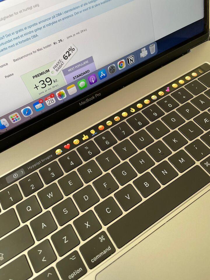 """MacBook Pro, Topmodellen, 15"""" Retina"""
