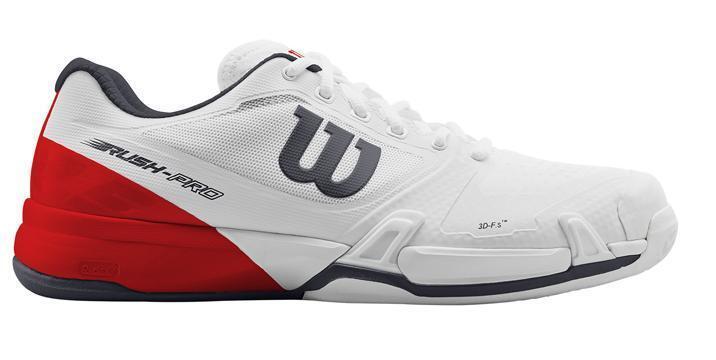 Scarpe tennis WILSON Rush Pro 2.5 Clay Clay Clay Court WRS324510 n. US 8,5 - ITA 42 3f9c4e