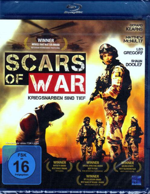 Scars of war - Blu-ray - neu  & ovp