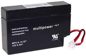 12v-0-8Ah-PLOMO-multi-energia-de-la-bateria-mp08-12-mp0-8-12s-con-cable-y-JST