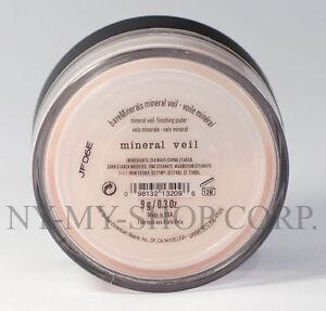 Bare-Escentuals-bareMinerals-mineral-veil-9g-xl-original-Finishing-Face-Powder