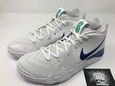 549d57a5a5f85e item 3 Nike Kyrie 4 IV White Deep Royal Blue Green Seattle Men s Size 11   943806-103  -Nike Kyrie 4 IV White Deep Royal Blue Green Seattle Men s Size  11 ...