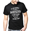 Leg-Dich-niemals-mit-einem-Dorfkind-an-Fun-Sprueche-Lustig-Spass-T-Shirt