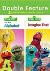 Sesame Street Do The Alphabet Imagine That 2013 Region 1 DVD