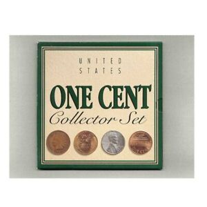 One Cent Collector Set