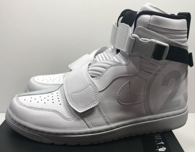new arrival bba01 fb268 Nike Air Jordan 1 Moto Size 11 Pure Platinum White At3146-100 At3146 100
