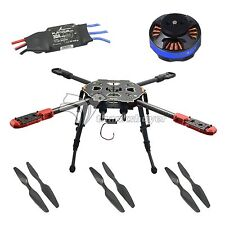 Tarot 650 Sport FPV 4 Axis Drone Quadcopter TL65S01 with Motor/ESC/Propeller Kit