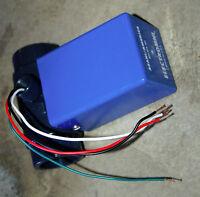 1-1/2 Slip Asahi Electromni / Omni Av Valve W/ Series 83 Actuator