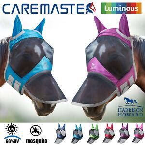Harrison-Howard-CareMaster-Pro-Luminous-Fly-Mask-Fleece-padded-Anti-UV-Free-PP