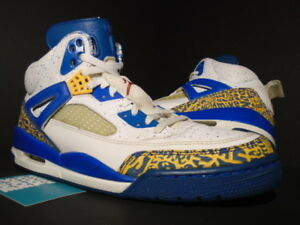 new style a723e 4953a Image is loading 2007-NIKE-AIR-JORDAN-SPIZIKE-DO-THE-RIGHT-