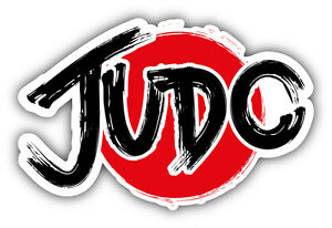 Judo Logo Car Bumper Sticker Decal 5 X 3 Ebay