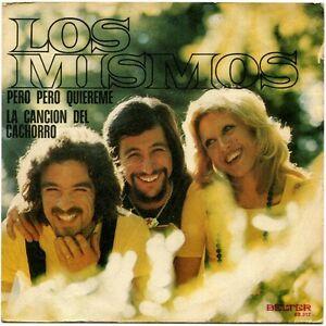 Los-Mismos-Pero-Pero-Quiereme-La-Cancion-Del-Cachorro-45-single-7-034-Belter-1973