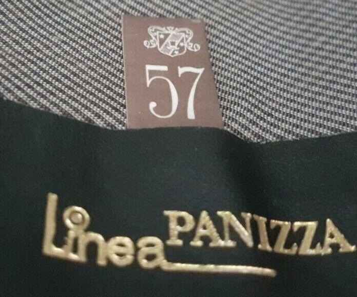 PANIZZA MORRISON S FELTRO CAPPELLO UOMO CLASSIC FUR FELT MEN HAT FEDORA  GRIGIO  0e48dc89123b