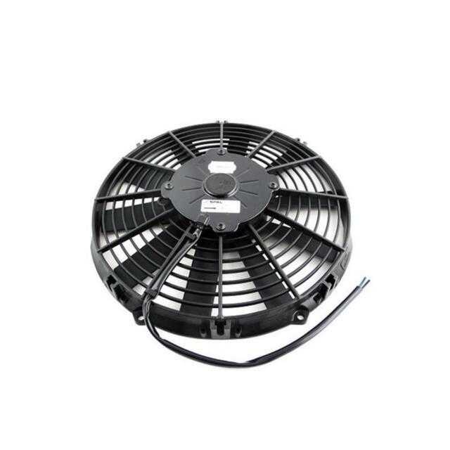 Spal Ventilador Deporte motor 310mm absorvente 1280m³ /h VA09-AP8/C-27A