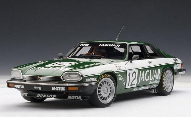 Autoart 1,18 jaguar xj-s 1984   12 druckguss - modell sonderpreis