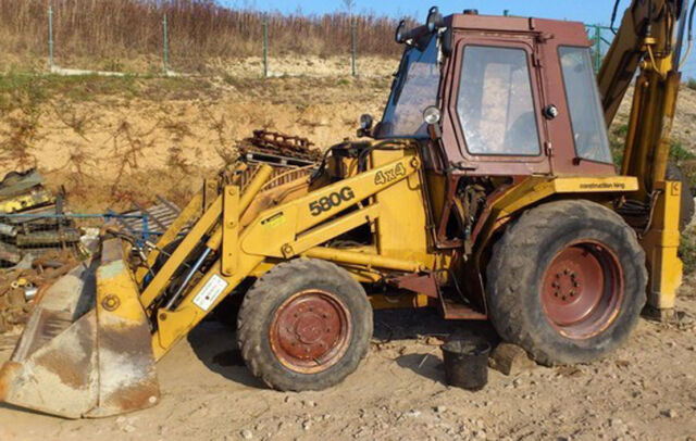case 580g 580 g construction king loader backhoe tractor owner rh ebay com Case IH Tractor Manual Tractor Manual Thickness