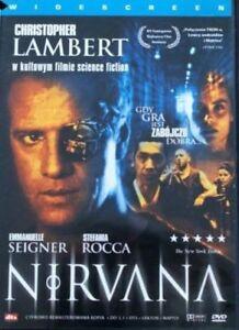 Nirvana-DVD-Christopher-Lambert-Region-ALL-DTS