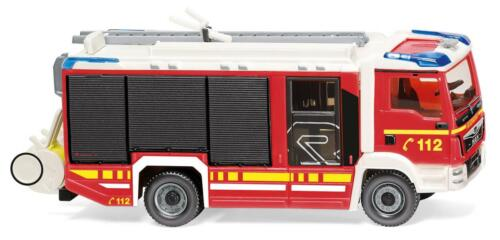 AT LF #061244 WIKING Modell 1:87//H0 Feuerwehr MAN TGM Euro 6 Rosenbauer