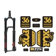 FOX Float DPX2 Elite Performance Rear Shock Suspension Sticker Decal Dolphin