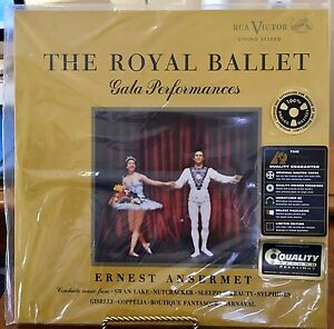 The-Royal-Ballet-Gala-Performances-2-LP-Vinyl-Feb-2017-Analogue-Productions