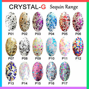 CRYSTAL-G-SEQUINS-amp-DIAMOND-GLITTER-UV-LED-GEL-NAIL-POLISH-VARNISH