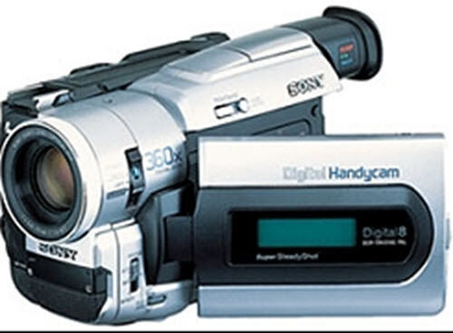 Sony Digital8 Camcorder DCR-TRV510 / Sony Handycam Digital8 Player / Hi8 Video