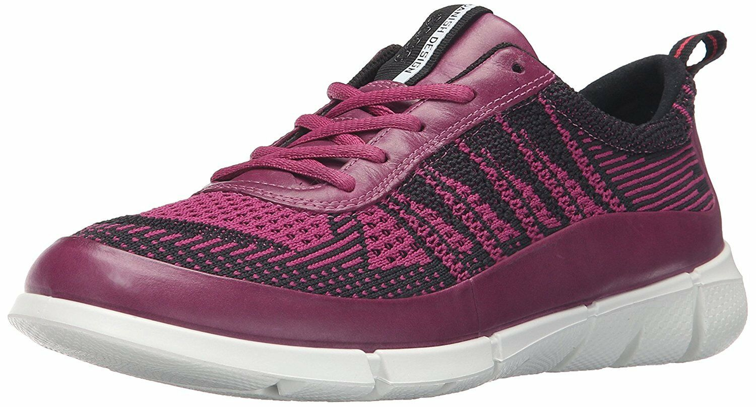 ECCO women's Intrinsic 1 Knit SNEAKERS Low Cut Casual shoes EUR 41, USA 10-10.5