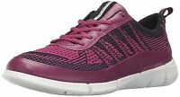 Ecco Women's Intrinsic 1 Knit Fashion Sneakers Low Cut Shoes Eur 40, Usa 9-9.5