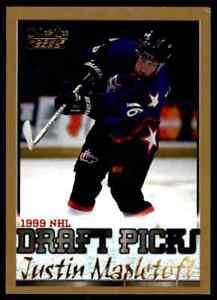 1999-00-Topps-Justin-Mapletoft-Rookie-265