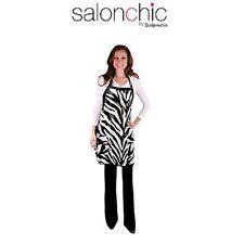Scalpmaster Salon Beauty Supply Zebra Apron Capes Gowns Haircut Aprons 4058
