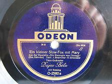 78rpm Tanzorchester DAJOS BELA - IM HIMMEL SPIELT AUCH SCHON DIE JAZZBAND !