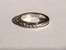 Ti Sento Sterling Silver Zirconia  Ring 1276ZI rrp £65