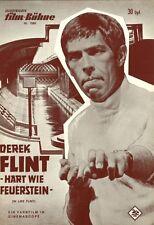 IFB 7560 | DEREK FLINT - HART WIE FEUERSTEIN | James Coburn | Topzustand