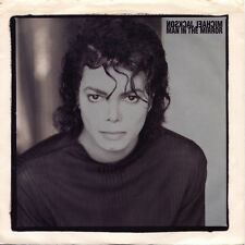 "Michael Jackson, Man In The Mirror, NEW/MINT U.S. promo jukebox 7"" vinyl single"