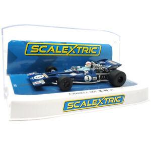 Scalextric C4161 Tyrrell 001 70 Canadian Grand Prix Jackie Stewart 1/32 Slot Car