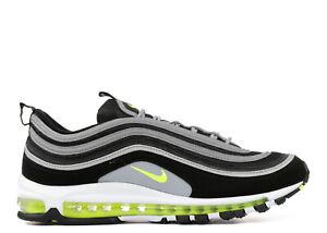 Details about Nike Air Max 97 Japan OG BlackVolt Metallic Silver