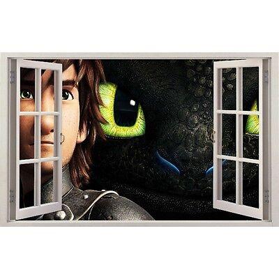 Stickers fenêtre Les schtroumpf réf 11137