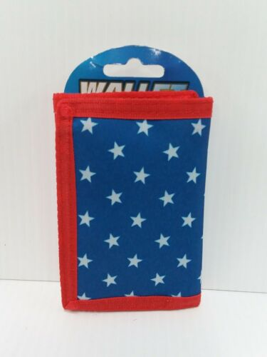 Ships from USA American pride Trifold wallet by solaray