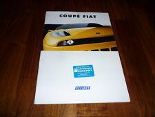 Fiat Coupe Prospekt 04/1994