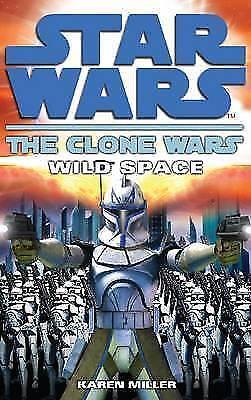 1 of 1 - Wild Space (Star Wars Clone Wars)-ExLibrary