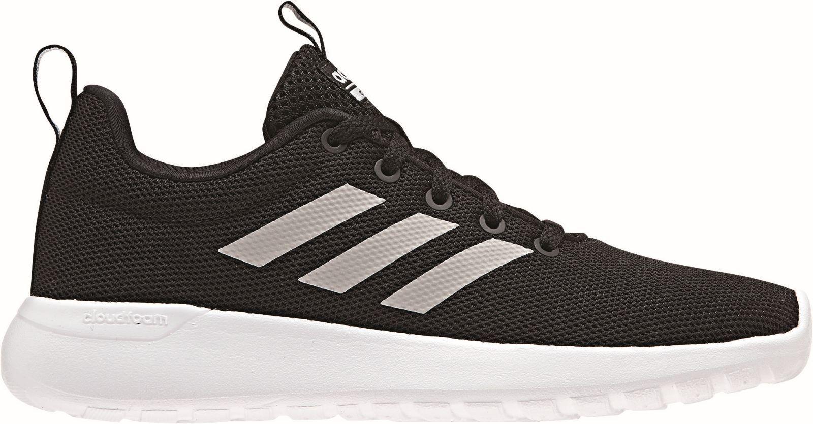 Adidas neo Kinder Freizeitschuh Sneaker Lite Racer CLN K black
