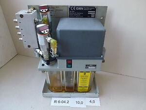 Beka-E-43-790-15-Central-Lubrication-Paul-Muller-Gmn-4664-Complete