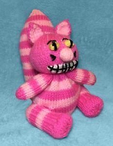 Cheshire Cat Amigurumi Crochet Pattern (Alice in Wonderland ... | 300x232