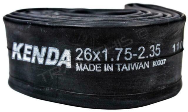 """Tube Duro 26/"""" x 2.125/""""//2.35/""""//2.40/"""" 33mm Standard Schrader//Valve 250557"""