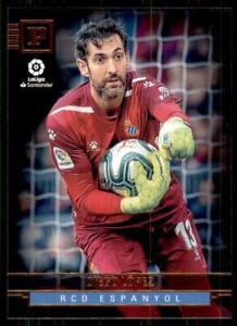 2019-20 Chronicles Soccer Panini Base #436 Diego Lopez - RCD Espanyol