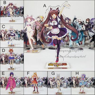 NEKOPARA Chocolat//Vanilla//Azuki//Maple//Cinnamon//More Figure//Acrylic stand