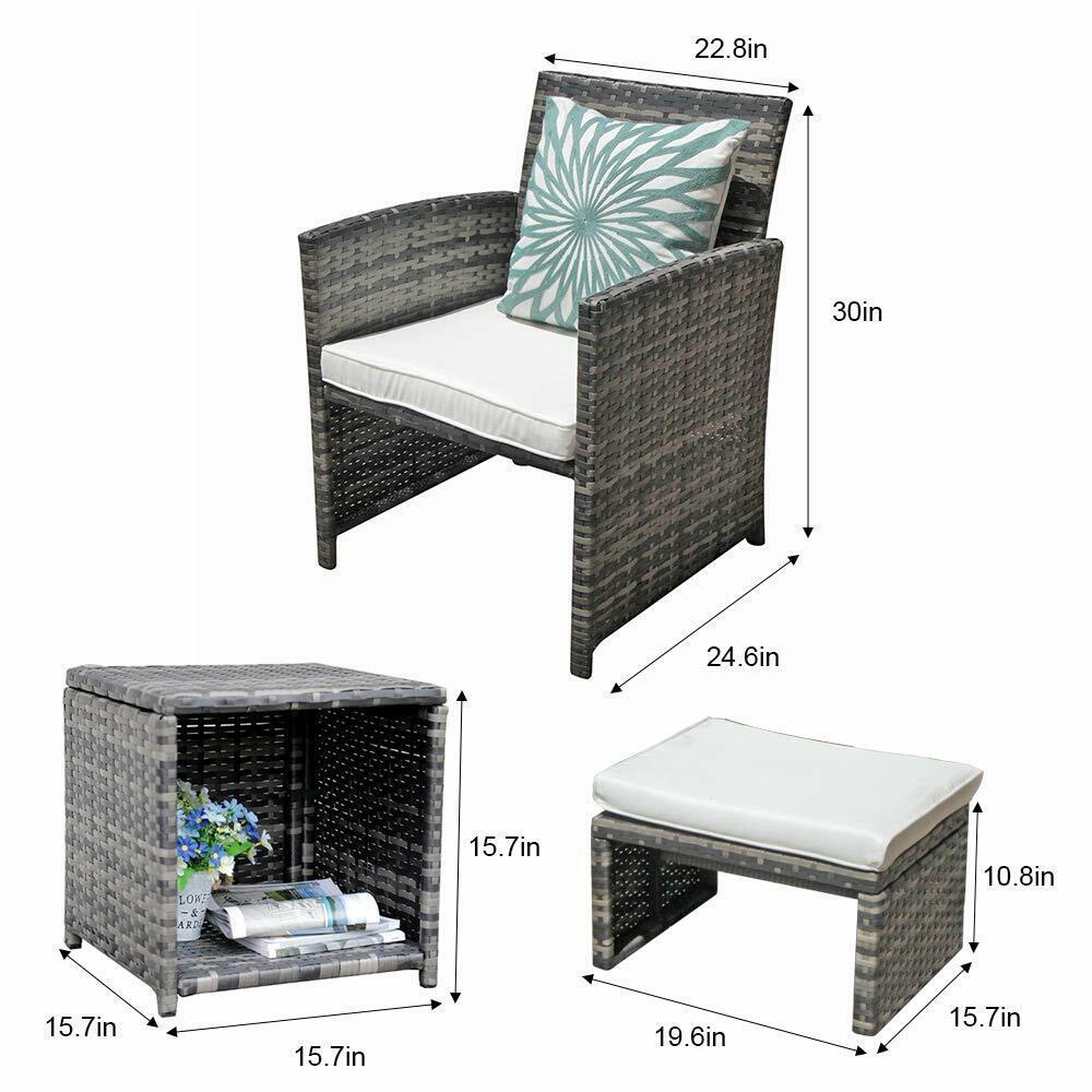 Patio Furniture Sets Clearance Outdoor Garden Rattan