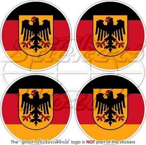 GERMANY-Deutsch-Deutschland-German-Eagle-2-034-Stickers-x4