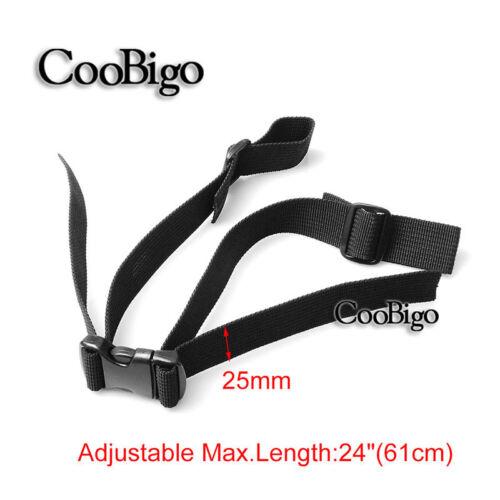 "1/"" Adjustable Backpack Chest Straps Sternum Harness Bag Webbing Accessory"